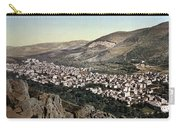 The Vale Of Nablus Carry-all Pouch