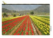 The Valley Blooms Carry-all Pouch