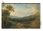 The Valley Of The Clyde Carry-all Pouch