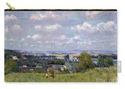 The Valley Of The Seine At Saint Cloud Carry-all Pouch