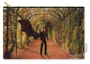 The Vampire In The Garden Carry-all Pouch