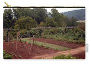 The Vegetable Garden At Monticello II Carry-all Pouch