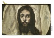The Veil Of Saint Veronica Carry-all Pouch