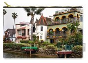 The Venice Canal Historic District Carry-all Pouch