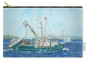 The Vessel Ocean Venture - Portland Harbor Carry-all Pouch