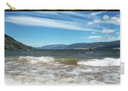 The View From Okanagan Beach Carry-all Pouch