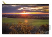 The View From Up Here Carry-all Pouch by Viviana Nadowski
