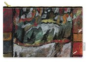 The Village On A Hill Carry-all Pouch