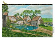 The Village Pond In Wroxton Carry-all Pouch