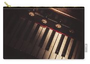 The Vintage Music Hall Carry-all Pouch