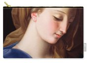 The Virgin Annunciate Carry-all Pouch