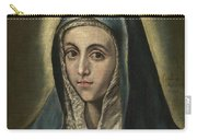 The Virgin Mary Carry-all Pouch