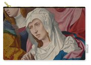 The Virgin Saints And A Holy Woman Carry-all Pouch