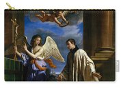 The Vocation Of Saint Aloysius Gonzaga Carry-all Pouch