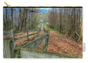 The Walk In The Woods Carry-all Pouch