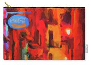The Walkabouts - Spanish Red Moon Stroll Carry-all Pouch