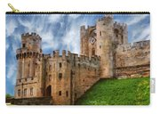 The Warwick Castle Carry-all Pouch