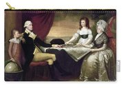 The Washington Family Carry-all Pouch