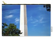 The Washington Monument Carry-all Pouch