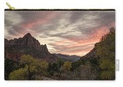 The Watchman Sunset Carry-all Pouch
