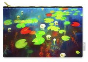 The Water Lily Pond Carry-all Pouch