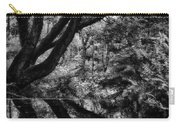 The Water Margins - Monochrome  Carry-all Pouch