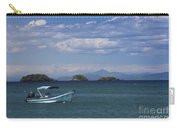 The Waters Of Coiba Carry-all Pouch