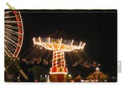 The Wave Swinger Ride Navy Pier Chicago Carry-all Pouch