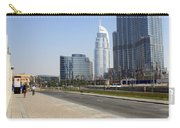 The Way To Dubai Carry-all Pouch