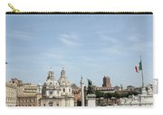 The Way To Piazza Venezia Carry-all Pouch