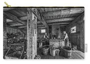 The Way We Were - The Blacksmith 2 Bw Carry-all Pouch