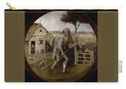 The Wayfarer Hieronymus Bosch Carry-all Pouch
