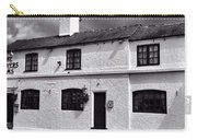 The Weavers Arms, Fillongley Carry-all Pouch by John Edwards