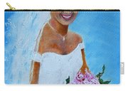 the wedding day of my daughter Daniela Carry-all Pouch
