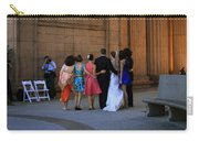 The Wedding Party Detail Carry-all Pouch