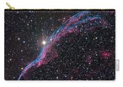 The Western Veil Nebula Carry-all Pouch by Roth Ritter