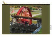 The Wheel Park, Laxey, Isle Of Man Carry-all Pouch