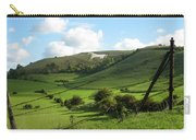 The White Horse Westbury England Carry-all Pouch