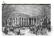 The White House, 1877 Carry-all Pouch