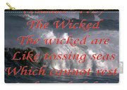 The Wicked Carry-all Pouch