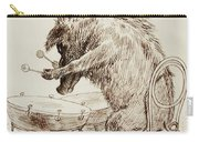 The Wild Boar Carry-all Pouch