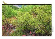 The Wildflowers Of Lundy Canyon Carry-all Pouch