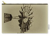 The Windmills Of My Mind Carry-all Pouch