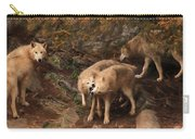 The Wolf Pack Carry-all Pouch