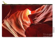 The Woman In The Canyon Carry-all Pouch