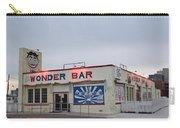 The Wonder Bar, Asbury Park Carry-all Pouch