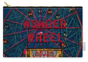 The Wonder Wheel At Luna Park Carry-all Pouch