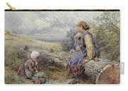 The Woodcutter's Children Carry-all Pouch