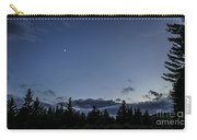 The Woods And The Moon 1 Carry-all Pouch