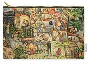 The Works Of Mercy Carry-all Pouch